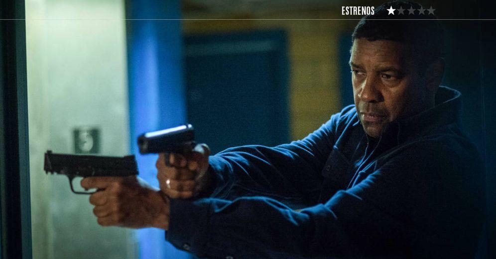 Foto: Denzel Washington protagoniza la segunda entrega de 'The Equalizer'. (Sony)