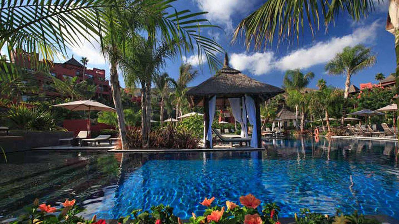 El Asia Gardens es así de lujoso y de tailandés. (Foto: Cortesía)