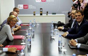 Los 'rebeldes' de UPyD y Ciudadanos se citan para debatir