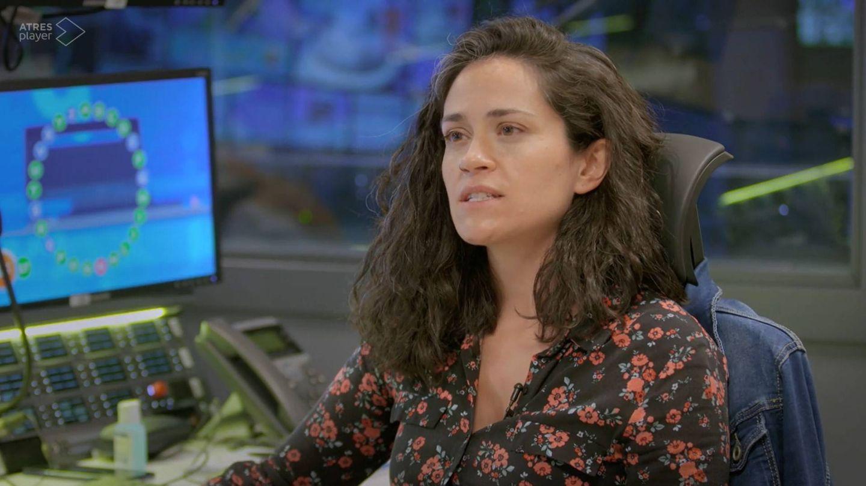 Lucía Sesma, lingüista de 'Pasapalabra'. (Atresmedia)