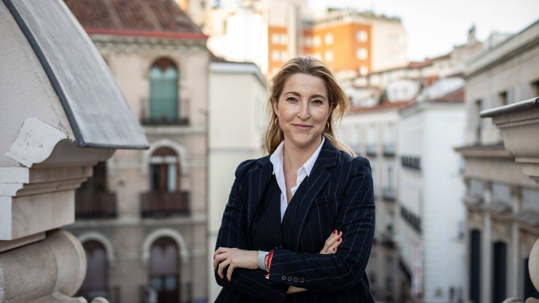 La diputada María Muñoz, nueva líder valenciana de Cs en sustitución de Cantó