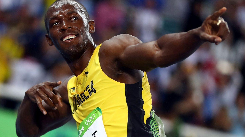 El atleta Usain Bolt. (Reuters)