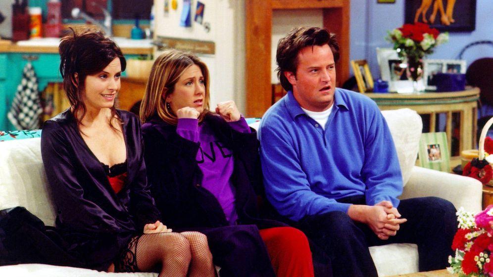 Foto:  Una imagen de 'Friends'. (Getty)