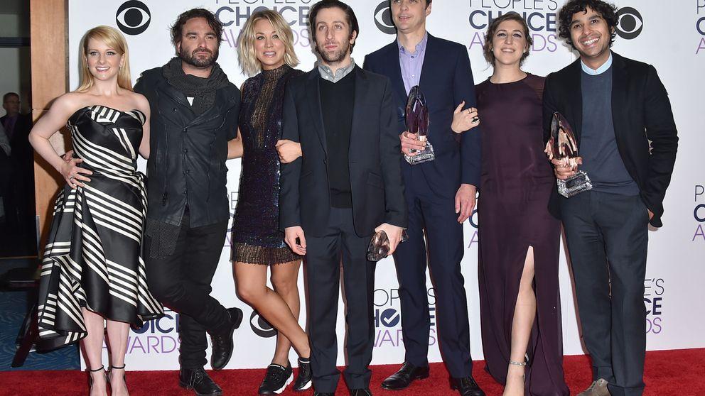 'The Big Bang Theory', la gran ganadora en los People's Choice Awards 2016