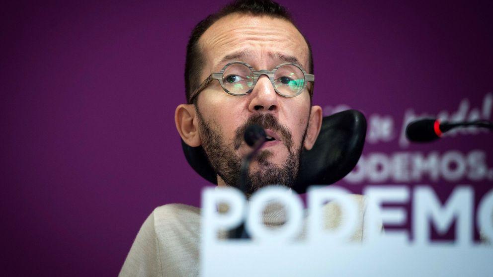 Echenique niega que Iglesias se replantee su liderazgo al frente de Podemos