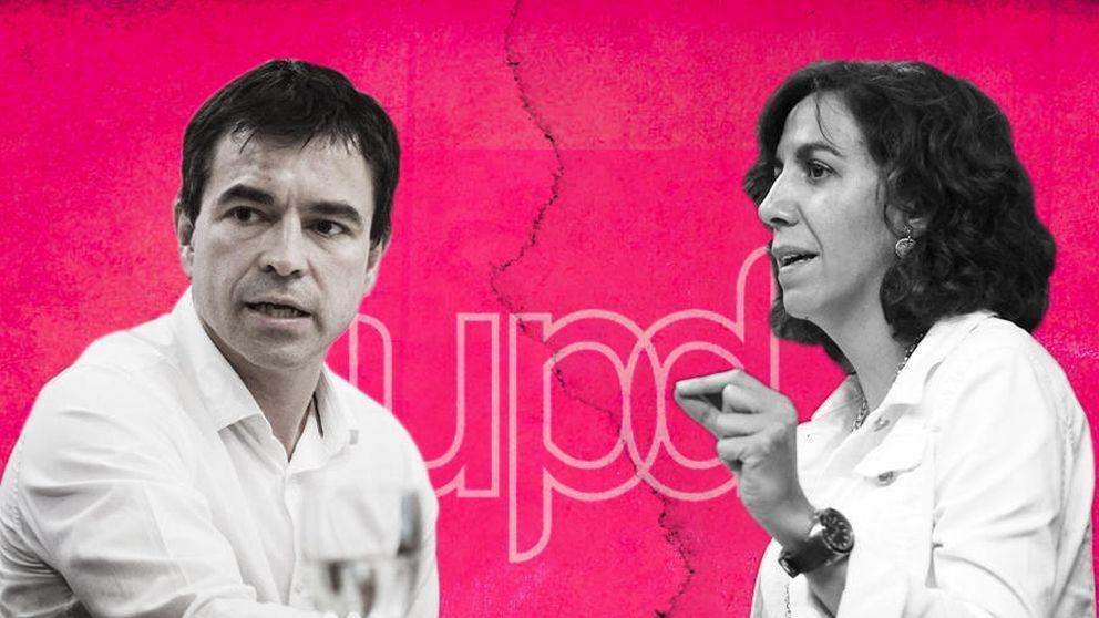 UPyD, dividida: 'lozanistas' contra 'rosistas' para decidir el futuro del grupo