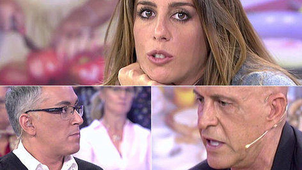 'Sálvame' (20,2%), más fuerte que nunca frente a la investidura de Rajoy