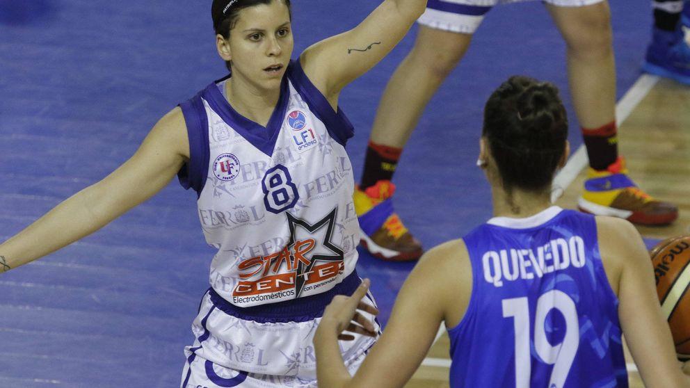 Patricia Cabrera, la jugadora que lleva 14 años soñando con meter triples en ACB