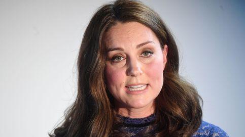 La mala cara de Kate Middleton en su último acto oficial: hinchada y ojerosa