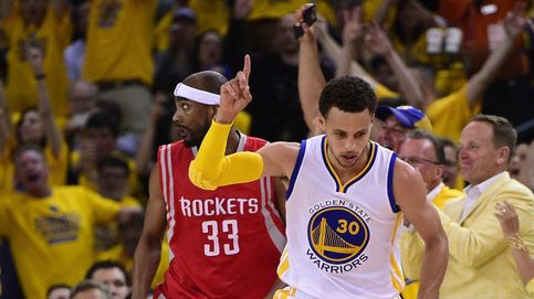 Los 26 puntos de Curry meten a Golden State Warriors en las Finales de la NBA