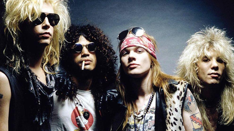 Viva el amor y Guns N' Roses: Axel y Slash hacen las paces