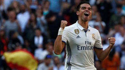Dos costillas rotas y sin renovar: ¿Pepe jugó su último partido con el Madrid?