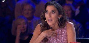Post de 'Got Talent': críticas a Paz Padilla por este comentario sobre un semifinalista