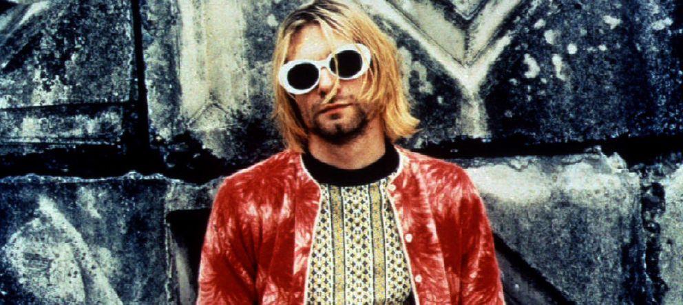 Foto: Kurt Cobain posa durante la época del 'Nevermind' (Reuters)