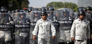 Post de Miles de personas esperan en México para el asilo en EEUU con miedo a nuevas medidas