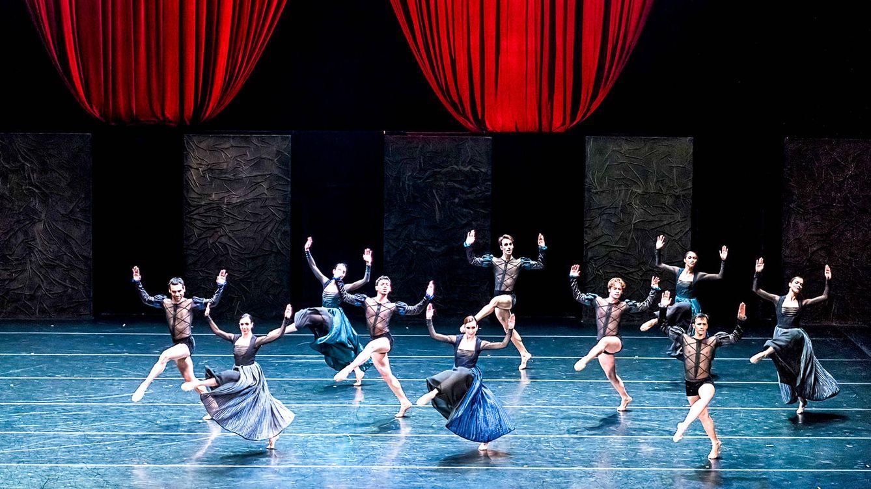 Foto: Duato se ha inspirado en música española de los Siglos de Oro que, junto con los versos de Garcilaso de la Vega, sirven al coreógrafo como hilo conductor entre la contemporaneidad de la danza y su referencia histórica.