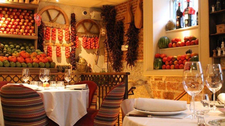 Imagen del Restaurante Quintín donde ha comido la infanta Pilar con sus hijos. (Instagram)