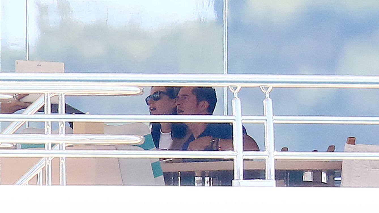 Foto: Katy Perry y Orlando Bloom, juntos en Cannes