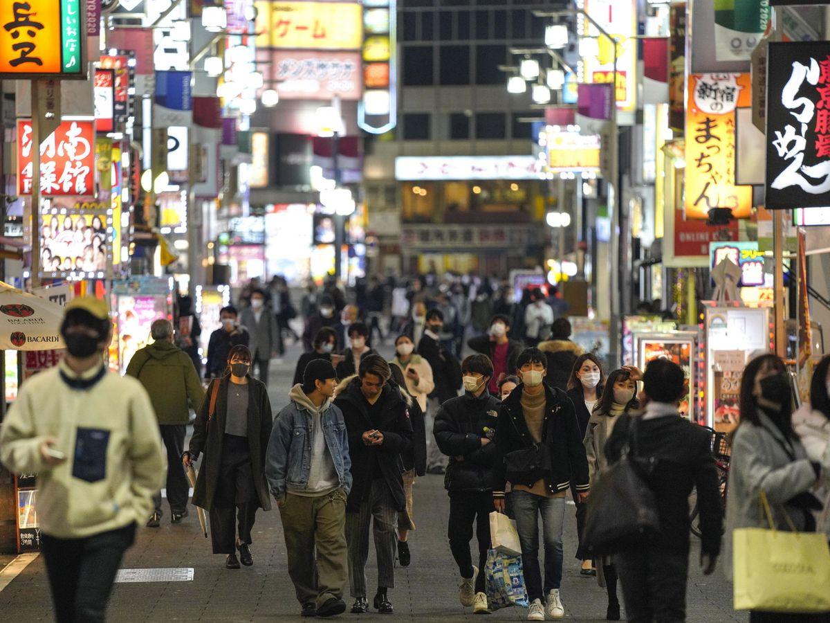Foto: Tokio: bares cerrados a las ocho y prohibición de vender alcohol. (EFE)