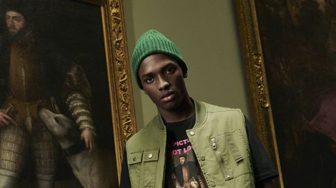 Zara se cuela en el Museo del Prado con una colección exclusiva para hombres