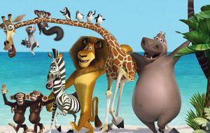 Los animales del zoo de NY llegan a Cuatro en 'El día de Madagascar'