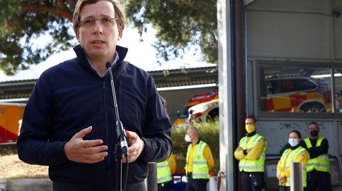 Almeida asegura que se ha reducido la movilidad en Madrid pese a la confusión