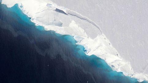 El futuro de nuestras ciudades pasa por este glaciar de la Antártida, y se está derritiendo