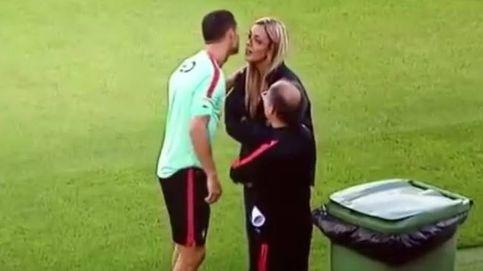 Así le dio 'calabazas' una periodista a Cristiano Ronaldo