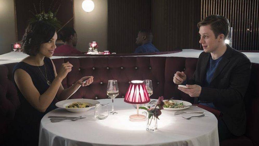 Foto: Fotograma del episodio 'Hang the dj' de Black Mirror.