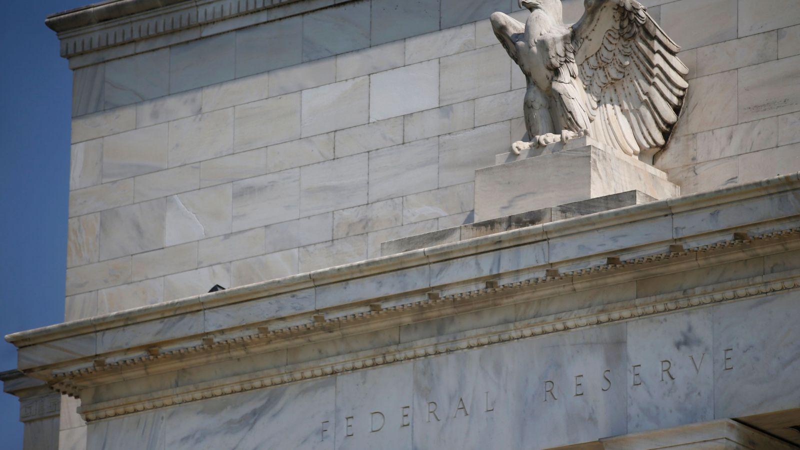 Foto: Edificio de la Reserva Federal en Washington (Reuters)