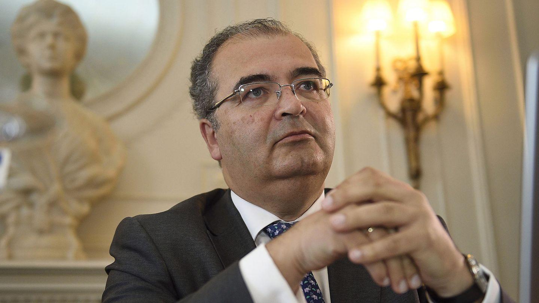 Ángel Ron, expresidente del Banco Popular. (EFE)