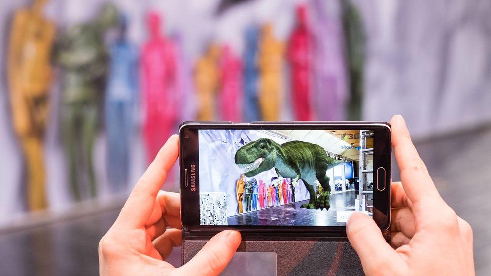 Foto: Reproducción de vídeo en un smartphone. (EFE)