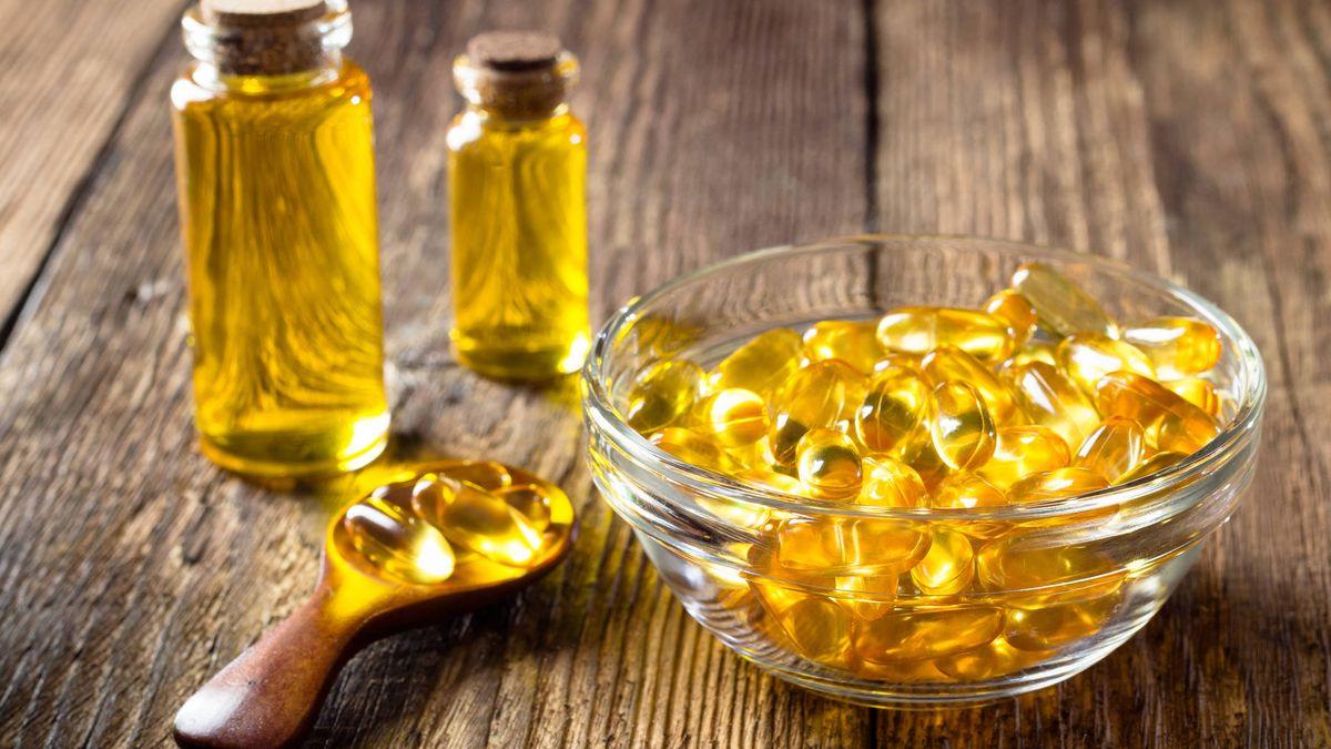El aceite de pescado Puede apoyar el embarazo y la vida temprana