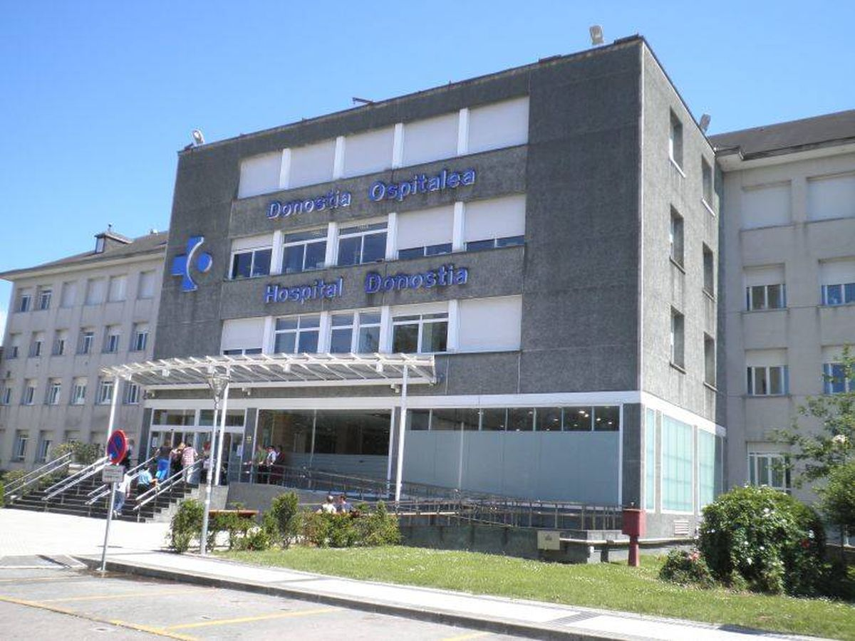 Foto: Hospital Donostia.
