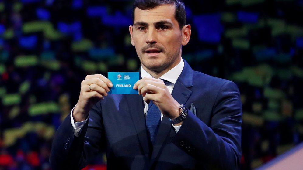 Foto: Iker Casillas en una imagen de archivo. (Reuters)