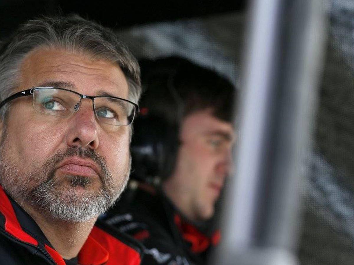 Foto: Craig Hampson es uno de los mejores ingenieros del IndyCar, y será el responsable del coche de Fernando Alonso en las 500 Millas. (ArrowMcLaren SP)