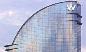 La crisis paraliza las obras de tres de los seis hoteles de lujo proyectados en Barcelona