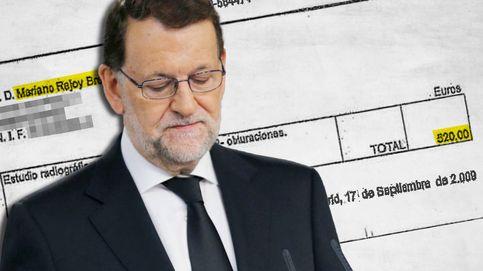 Las facturas del dentista de Rajoy que Manos Limpias denunció a la Justicia