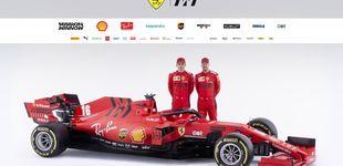 Post de Los malos humos con Ferrari y el ataque en Italia por publicidad encubierta de Marlboro
