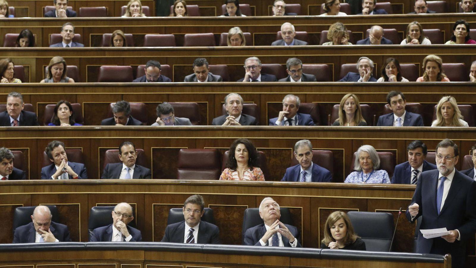 Foto: El 25% de los españoles cree que la situación política mejorará en los próximos doce meses.