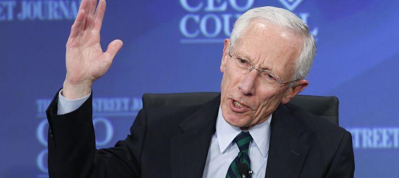 Foto: El ex gobernador del Banco de Israel, Stanley Fischer. (REUTERS)
