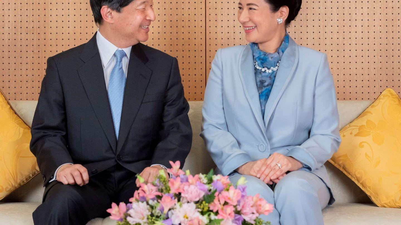 Los emperadores de Japón. (Reuters)