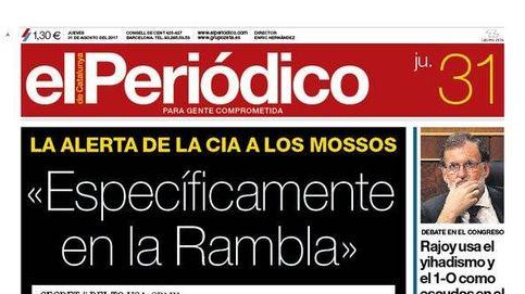 Polémica: ¿avisó la CIA a los Mossos  de un posible ataque en La Rambla?