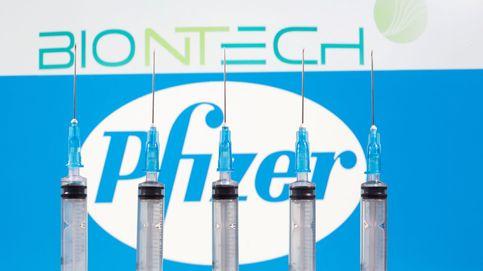Pfizer y BioNTech piden a Europa la autorización para distribuir su vacuna