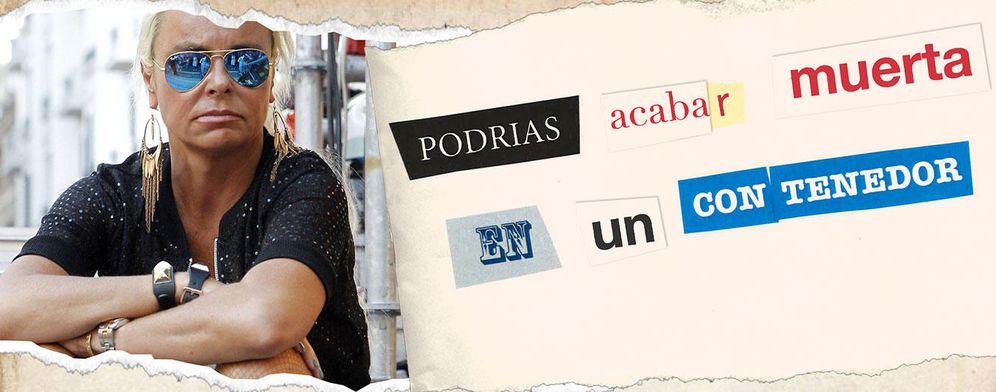 Foto: Leticia Sabater, amenazada de muerte tras confesar sus secretos de alcoba a 'Vanitatis'