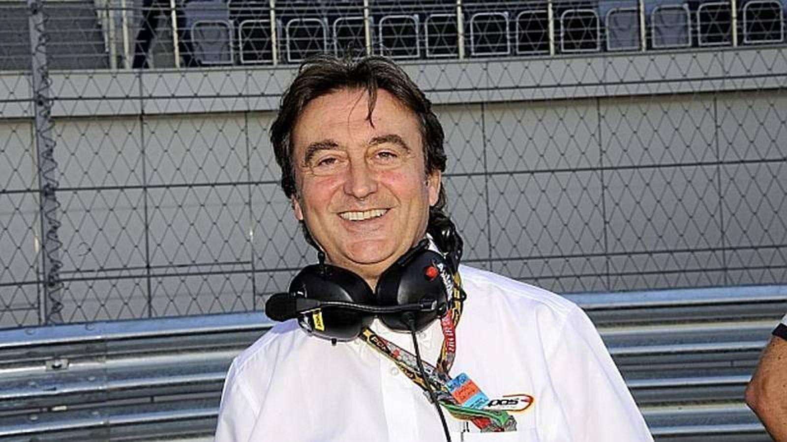 «Que bella la macchina rossa…». Carlos Sainz ya vive la magia de Ferrari, y en italiano