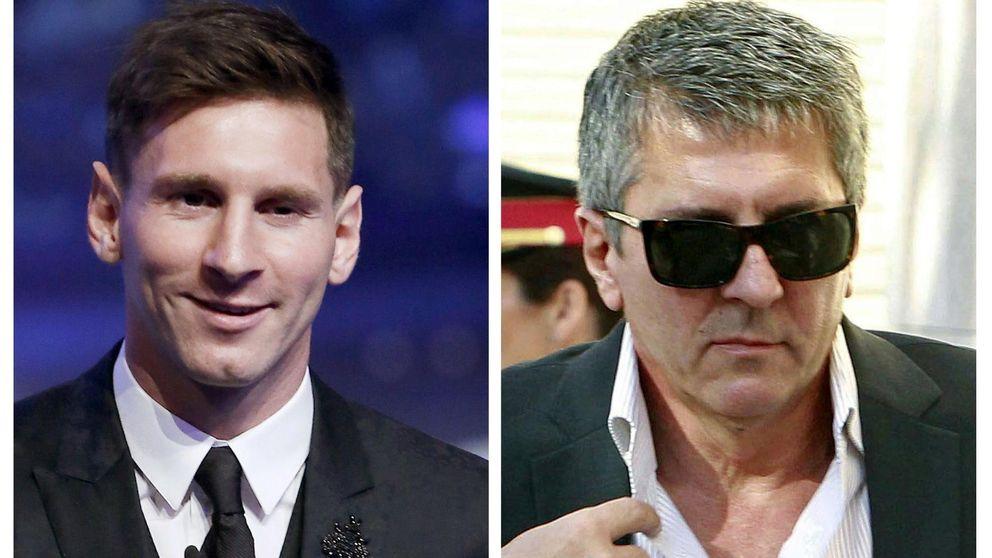 Messi ocultó a la Administración las actividades de su fundación