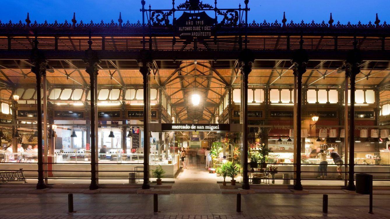 Foto: El Mercado de San Miguel vuelve a estar en venta. Precio: 100 millones de euros