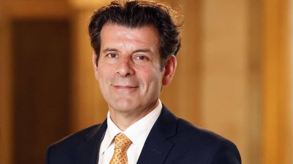 Foto: Roberto Balzaretti, secretario de Estado para la Unión Europea de Suiza.