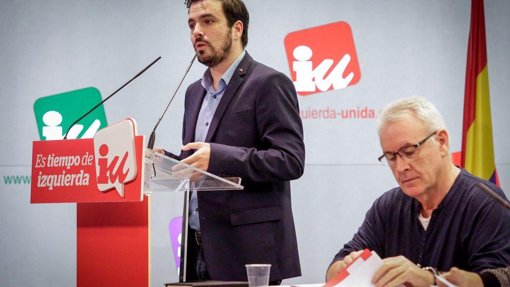 Garzón propone una IU más ágil y mantiene la apuesta por la confluencia